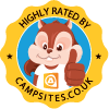 Highly Rated By Campsites